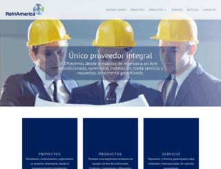 refriamerica.com screenshot