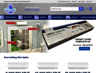 refrigerantguys.com screenshot