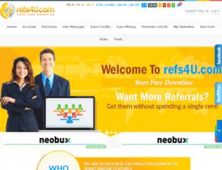 refs4u.com screenshot