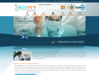 refsynbio.com screenshot