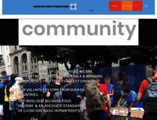 refugenetworkinternational.com screenshot