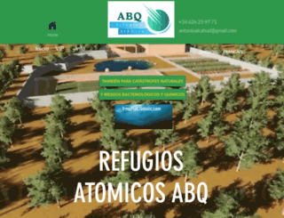 refugioatomico.com screenshot