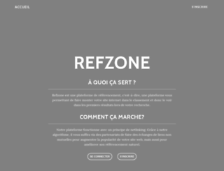 refzone.net screenshot