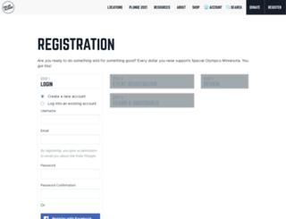 reg.plungemn.org screenshot
