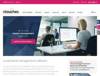 reg.relevents.com screenshot