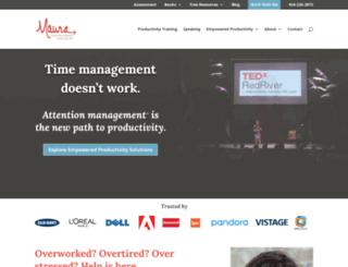 regainyourtime.com screenshot