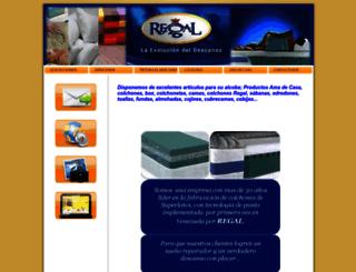 regal.amawebs.com screenshot