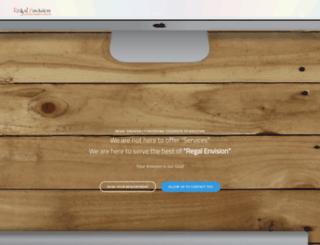 regalenvision.com screenshot
