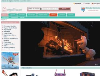 regalitus.opentiendas.com screenshot