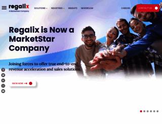 regalix.com screenshot
