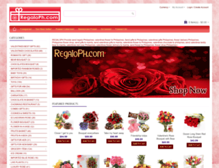 regaloph.com screenshot