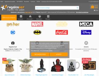 regalos007.com screenshot