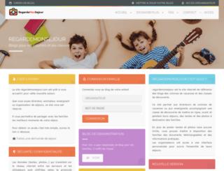 regardemonsejour.com screenshot
