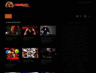 reggae.com.pa screenshot