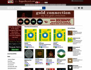 reggaerecord.com screenshot