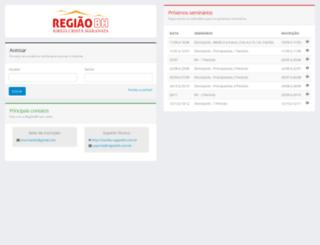 regiaobh.com.br screenshot