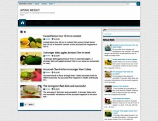 regime3.blogspot.com screenshot