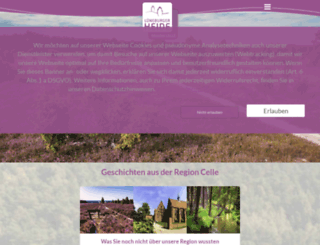 region-celle.de screenshot