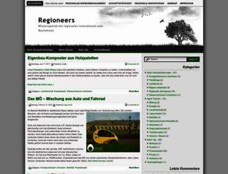 regioneers.de screenshot