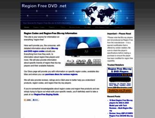 regionfreedvd.net screenshot