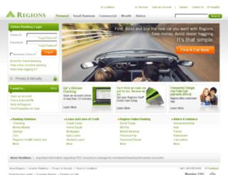 regions.net screenshot