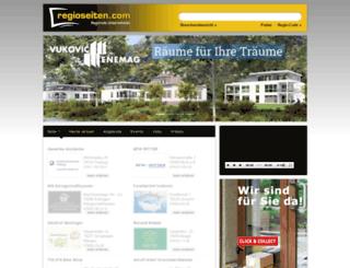 regioseiten.com screenshot