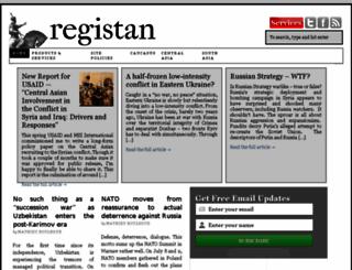 registan.net screenshot