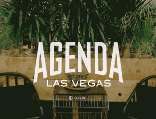 register.agendashow.com screenshot