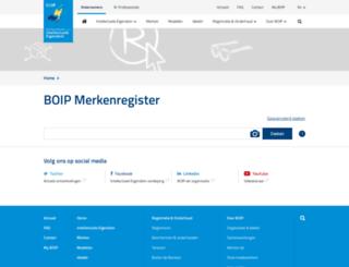 register.boip.int screenshot
