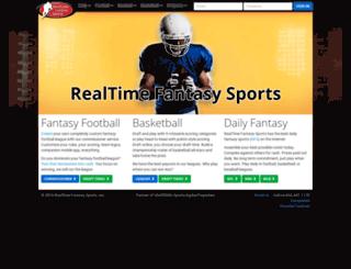 register.rtsports.com screenshot