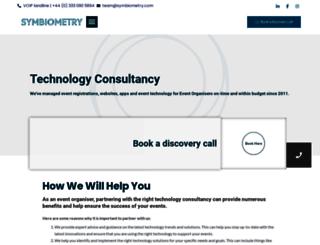 registerevents.co.za screenshot