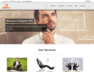 registeropc.com screenshot