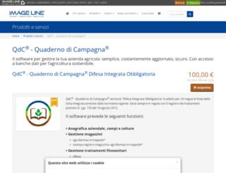 registrotrattamenti.it screenshot