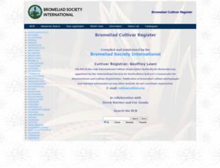 registry.bsi.org screenshot