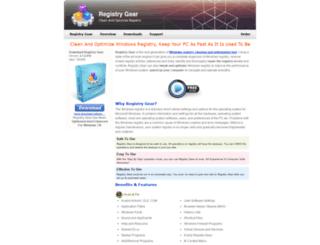 registrygear.com screenshot