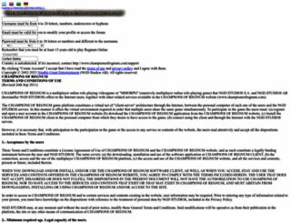 regnumonline.com.ar screenshot