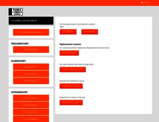 regsystem.bunkalang.com screenshot