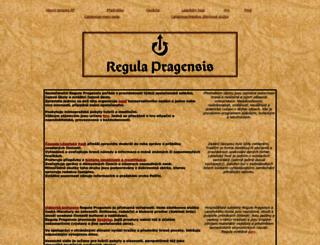regula.ecn.cz screenshot