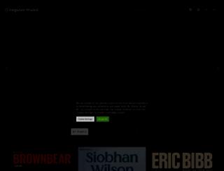 regularmusic.com screenshot