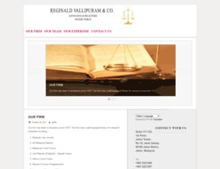 regvco.com screenshot