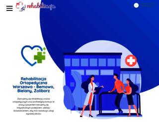 rehabilitacja.rehab screenshot