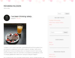 rehanna.co.uk screenshot