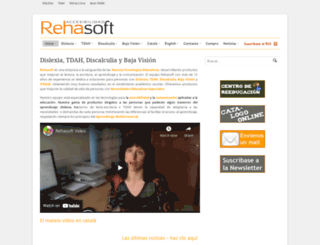 rehasoft.com screenshot