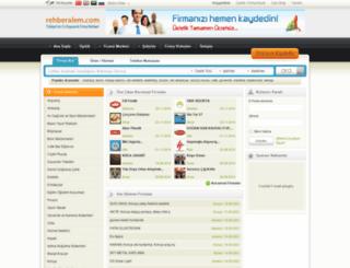 rehberalem.com screenshot