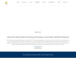 rehda.com screenshot