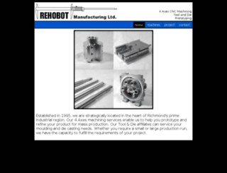 rehobot.com screenshot