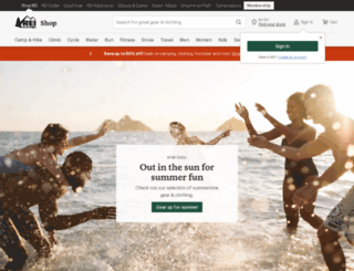 rei.com screenshot