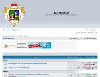 reichsarmeerk.iphpbb3.com screenshot