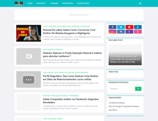 reidapaquera.com screenshot