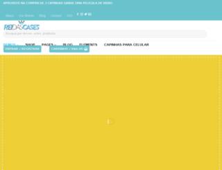 reidascases.com.br screenshot